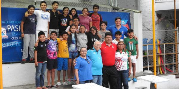 Embajador del Deporte en El Delfín Foto 1